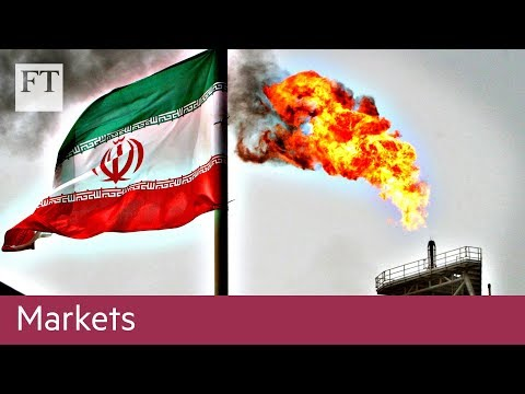 US sanctions on Iran spur oil price volatility