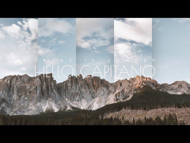 Hello Capitano (FREE MUSIC) - Broke In Summer   [Audio Library Release]