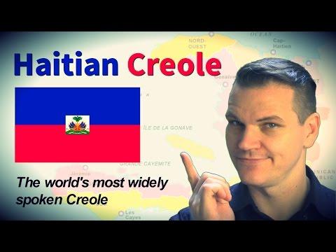 Haitian Creole - The World