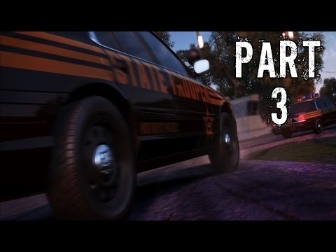 The Crew Gameplay Walkthrough Playthrough Part 3 - Police Evasion (PC) - 동영상