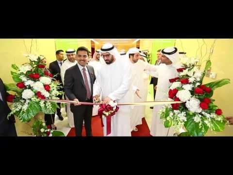 Inauguration of premium healthcare Centre - Tajmeel,  at Aldar HQ ,Abu Dhabi