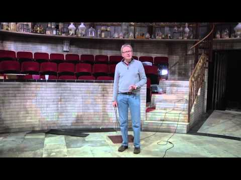 Jekyll & Hyde videodagbog - scenografien