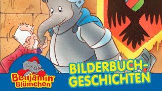 Benjamin Blümchen als Ritter BILDERBUCH GESCHICHTEN