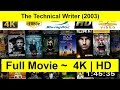 The Technical Writer FuLL'MoVie'FrEe