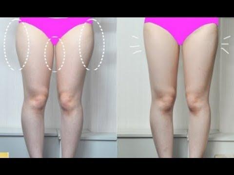 Cách giảm mỡ đùi, bắp chân, mặt và bụng hiệu quả tại nhà