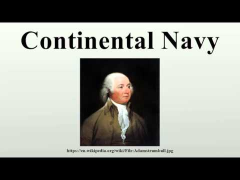Continental Navy