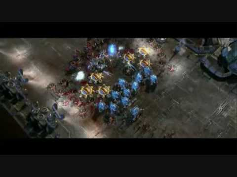 how to play 1 vs 1 starcraft 2
