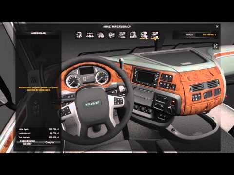 Euro Truck Simulator 2 Türkçe I Orta Aks'ın Önemi I Tır Satın Alma Rehberi I Video 6