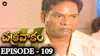 Episode 109 | Chakravakam Telugu Daily Serial