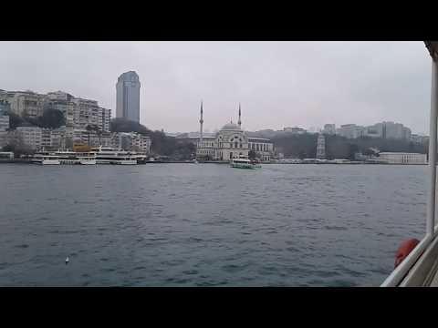 BOSPHOROUS TOUR, ISTANBUL