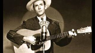 Tramp on The Street    Hank Williams