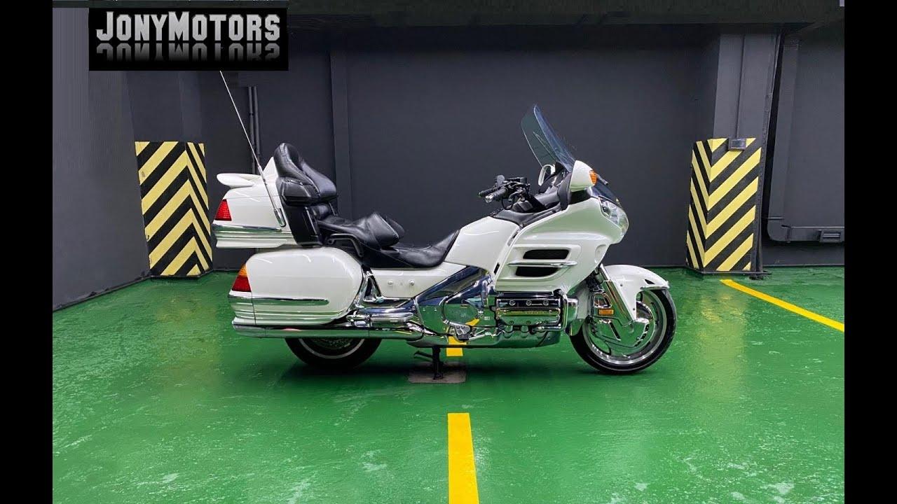 Honda GL1800 Gold Wing 2002г. / ОБЗОР / ПРОДАЖА