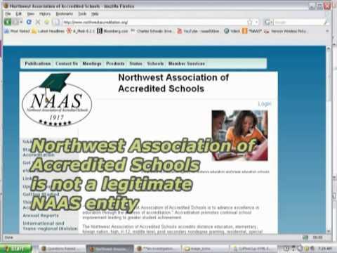 The Northwest Accreditation Commission