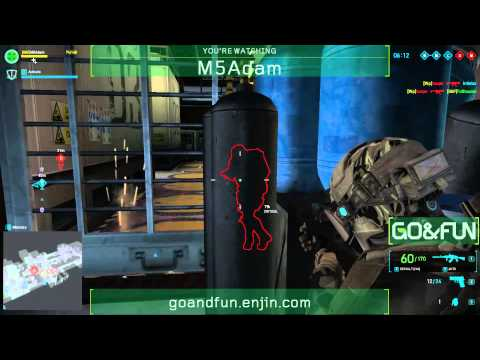 "Ghost Recon Phantoms Matches #14 ""They called us hackers/Hunting Soupa"""