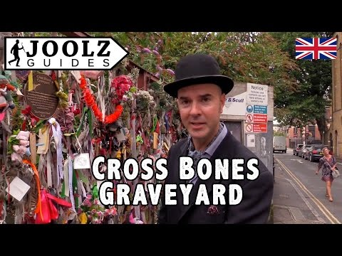 Crossbone Cemetery - 50 PLACES TO GO IN LONDON - London Guides