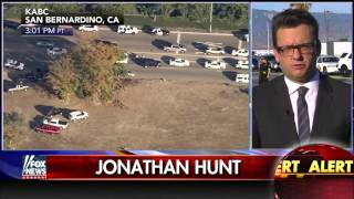 Manhunt for shooting suspects in Southern California