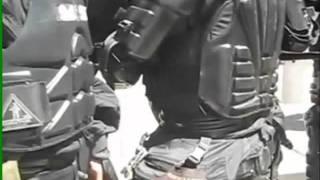 smad colombia atacan estudiantes con granada al parecer por diversion