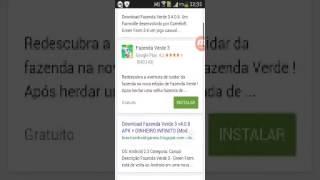COMO INSTALAR FAZENDA VERDE 3 COM DINHEIRO INFINITO NO ANDROID