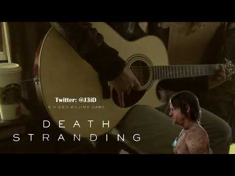 DEATH STRANDING - Asylums for the Feeling - Guitar Cover