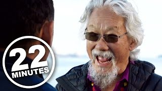 David Suzuki believes Trump will wreak havoc on the Earth | 22 Minutes(What are the environmental impacts of a Trump presidency? David Suzuki offers a state of the planet update. This Hour Has 22 Minutes airs Tuesdays at 8:30pm ..., 2016-11-15T17:40:03.000Z)