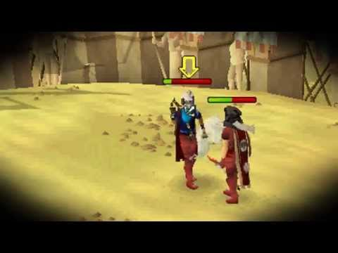Runescape Machinimers 1st Duel Tournament