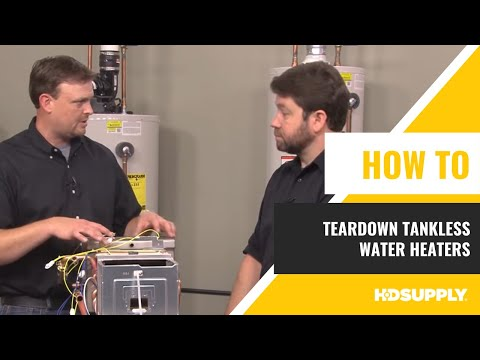 A.O. Smith - Tankless Teardown - HD Supply Facilities Maintenance