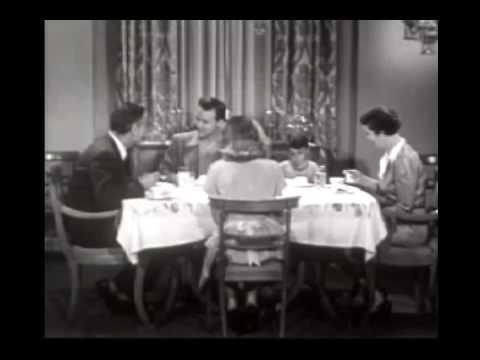 Family Dinner Etiquette (1950) PSA