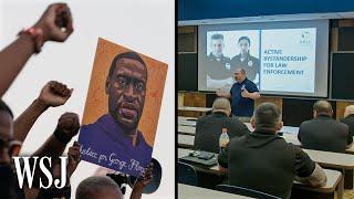 George Floyd Killing Prompts Active-Bystander Training for Police   WSJ