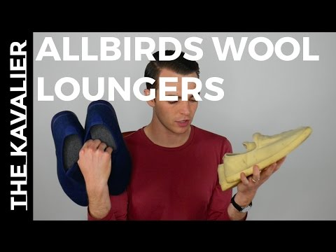 First Look: Allbirds Lounger Review | World's Most Comfortable Shoes 2.0