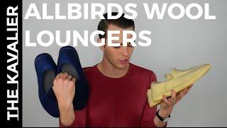 First Look: Allbirds Lounger Review | World