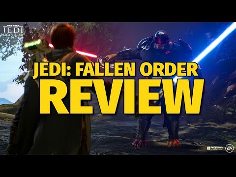 Jedi: Fallen Order Video Review – Chewie, We're Home