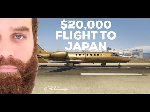 $20,000 FLIGHT TO JAPAN!!