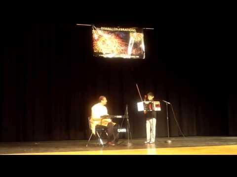2013 - NRV Diwali - Bharatha Natyam, Violin and Kids dance