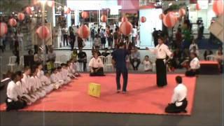 Aikido - defesa contra arma de fogo