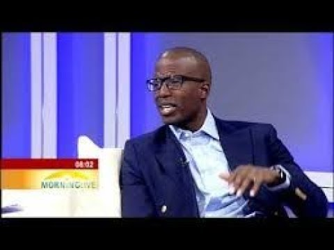 Acie Lumumba: MDC Alliance knows that Sanctions don't hurt Zanu PF but the people of Zimbabwe