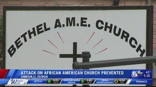 Police: White teen girl aimed to attack black Georgia church