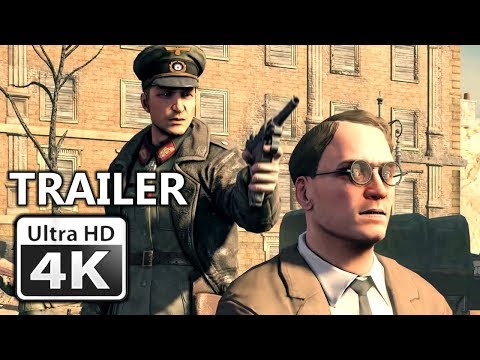 Sniper Elite V2 Remastered 4K Launch Trailer