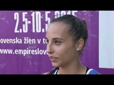 LOVE 4 TENNIS Academy: Lenka Jurikova, semifinalist of the EMPIRE Slovak Open tournament