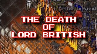 The Death of Lord British Ultima Online Aug 9 1997 (Razimus Gaming) Feat. 3pac RIP