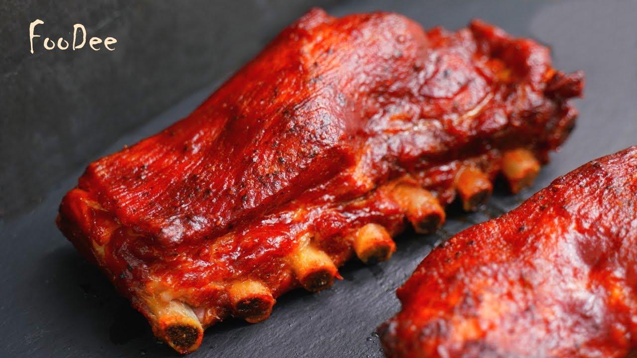 Не рецепт, а БОМБА – ИДЕАЛЬНЫЕ свиные ребрышки в духовке!