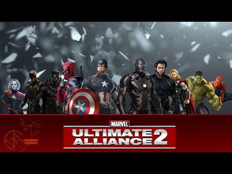 Let's Play Marvel Ultimate Alliance 2 on PS4