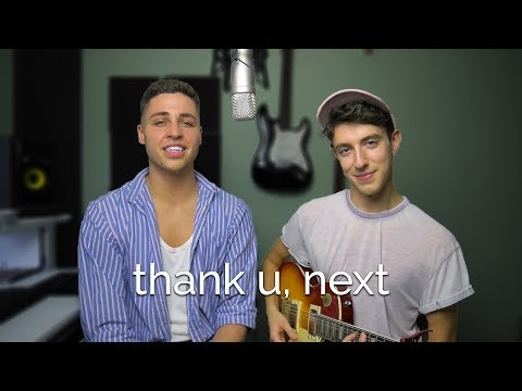 thank u, next (Ariana Grande) - Jack and Joel