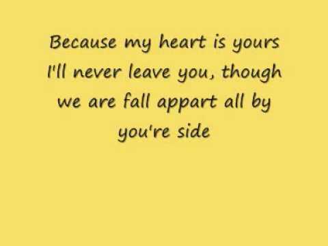 Didrik Solli Tangen-My heart is yours [lyrics]