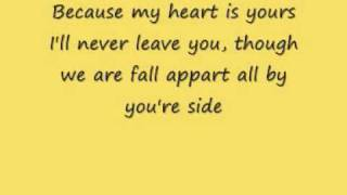 Didrik Solli Tangen-My heart is yours [lyrics]