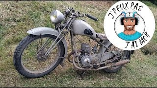 Automoto - 125 cm3 Automoto type AS de 1949