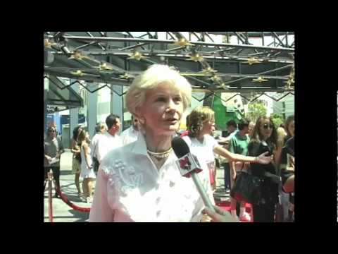 "Barbara Billingsley Interview @ ""Leave it to Beaver"" Premiere 1997"
