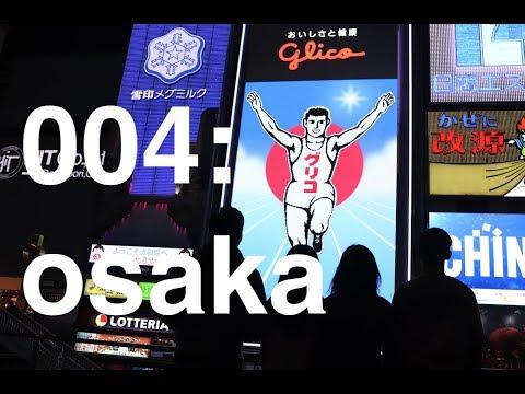 travel vlog 004: osaka // AISA Leadership Conference