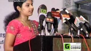 Marupadiyum Oru Kadhal Press Meet-Part 2