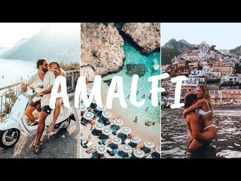 IS THIS THE BEST PLACE IN EUROPE?! | Amalfi Travel Vlog