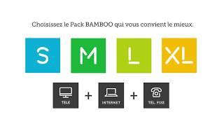 POST Luxembourg – BAMBOO - Les Packs Télé, Internet et Tél. Fixe